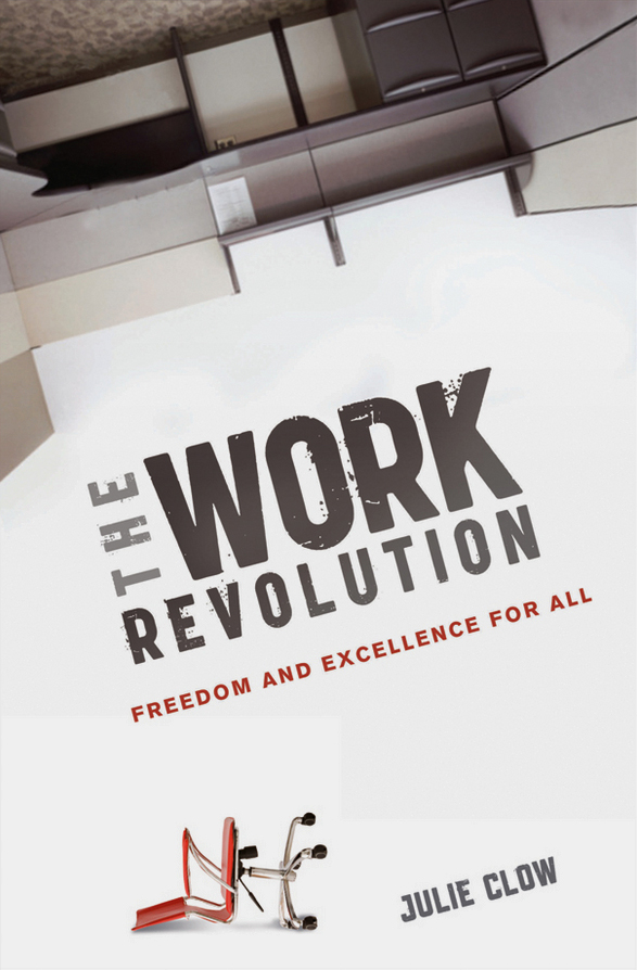The Work Revolution Cover